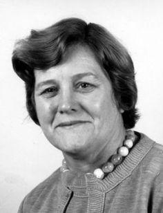 La ingeniera aeroespacial Yvonne Madelaine Brill (1924-2013) nació un 30 de diciembre