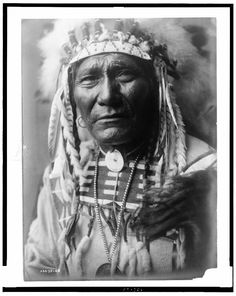 Ghost Bear - Crow Indian