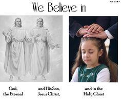 Articles of Faith: Memorization Visual Aids