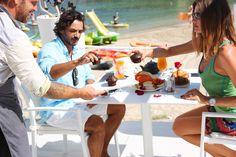 Breakfast at Maya Beach Club Ibiza