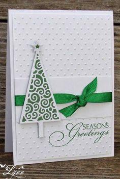 8 Handmade Christmas Cards