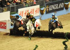 View all the pictures from Horse & Hound's visit to Olympia 2012 to see the Shetland Pony Grand National by visiting http://www.horseandhound.co.uk/galleries/v/showing/shows/olympia-2012-showing/