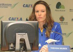 """Blog Esportivo do Suíço:  Fabiana Murer anuncia fim da carreira e vira dirigente: """"Eu não compito mais"""""""