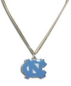 North Carolina Tar Heels Logo Necklace Unc University, University Of North Carolina, Unc Apparel, Unc Gear, Carolina Pride, Unc Chapel Hill, Tar Heels, Alma Mater, Panthers