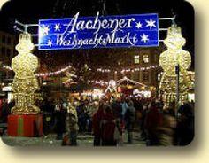 Aachen Christmas Market, Germany