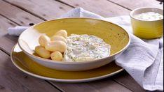 Bacalao con salsa de huevo duro (Torsk med äggsås) - Nina Olsson - Receta - Canal Cocina