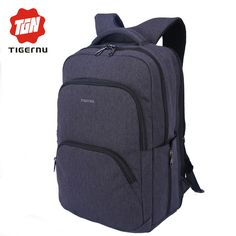 """Special offer Tigernu Anti-theft Laptop Backpack 17"""" Travel Backpack School bags daypack Mochila free shipping just only $41.99 with free shipping worldwide  #backpacksformen Plese click on picture to see our special price for you"""
