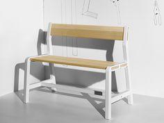 Banc design, IKEA x HAY