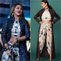 Sonakshi Sinha spotted in outfit while performing at IIFA Awards Western Dresses, Indian Dresses, Indian Outfits, Western Outfits, Western Wear, Salwar Designs, Choli Designs, Stylish Dresses, Fashion Dresses