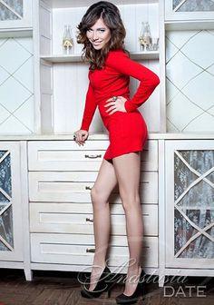 Ucraina ragazza foto: Anna da Kiev, 23 anni, il colore dei capelli Fiera
