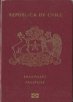 Passport of Chile Death Certificate, Marriage Certificate, Chile, Apply For Passport, Citizenship Education, British Passport, Passport Online, Divorce Papers, National History