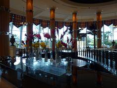 Jumeriah Beach Hotel Lobby