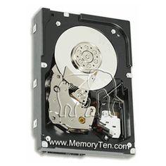 300GB Dell PowerEdge HDD 15000RPM SAS (p/n 341-8358)