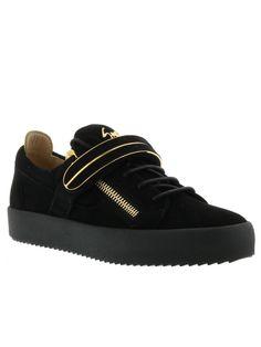 GIUSEPPE ZANOTTI Giuseppe Zanotti Mick Sneaker. #giuseppezanotti #shoes #https: