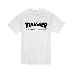 honeymoon thugger tee