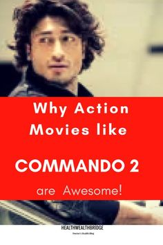 Why Action movies like Commando 2 are awesome!The best part about action movies is they let you unwind.In Commando 2 the hero Vidyut Jammwal is believable when he bashes up the baddies.Read why I am an action movie fan girl! Lifestyle Articles, Lifestyle Group, Commando 2, Fan Girl, Health Education, Life Inspiration, Action Movies, Baddies, Movie Tv