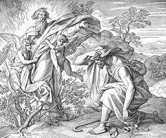 Bilder der Bibel - Moses Berufung