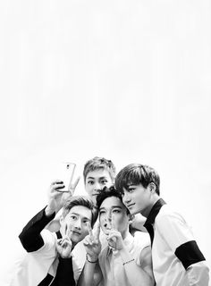 The Kim family ♕ of EXO