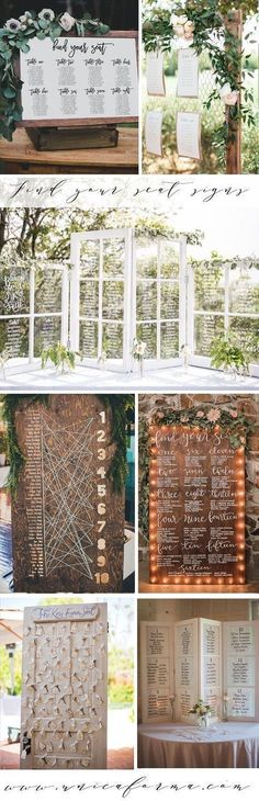 The keys on a door for seating arrangement! With our mickey keys #weddingideas