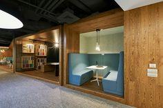 Theta offices via office snapshots