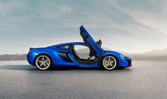 McLaren 650S Brings Improved Aerodynamics, Retuned V8 Engine