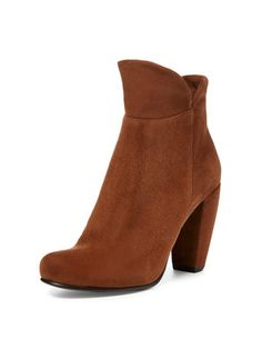 Capote Ankle Bootie