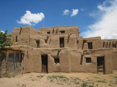 new mexico   On Walkabout At: Taos Pueblo, New Mexico   On Walkabout