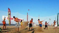 Beach Range, il golf in spiaggia a Riccione nell estate 2013. Da giugno ad agosto (Spiaggia libera zona Marano) per divertirsi imparando a giocare con istruttori
