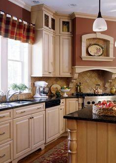 I think I love this kitchen