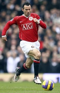 Ryan Giggs - The most decorated player in EPL history