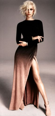 ELIE SAAB editorial   Aline Weber in ELIE SAAB RTW FW 2014-15 shot by Miguel Reveriego for Antidote FW 2014