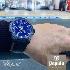 El DND de los campeones de la pista lo siente el tiempo y estilo van de la mano. #Chopard. Visítanos en #JoyeriaPapidu. #WatchCollector #ExclusivoPapidu #Luxury #LuxuryWatch #PapiduRelojes #PapiduTiempo #watchgeek #watches #watchoftheday #instawatch #watchmaking #craftmanship #watchaddict #watchlover #dailywatch