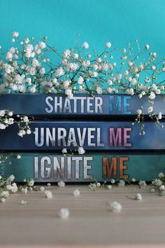 #ShatterMe #Books