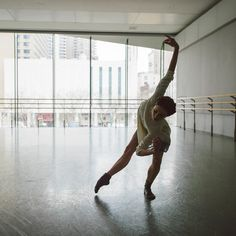 @mikaelakellss of @juilliardschool // #kennethbedwards #ballet #juilliard by…