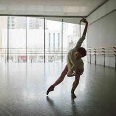 @mikaelakellss of @juilliardschool // #kennethbedwards #ballet #juilliard by…