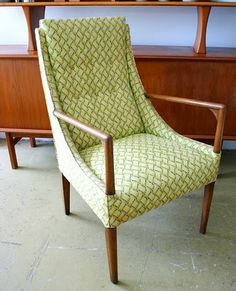 Spicer + Bank: by Allison Egan: Etsy Finds: Vintage Chair Roundup! *love this chair!