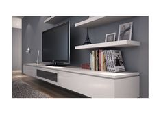 Corner entertainment center ikea hack diy in best ideas on modern entertain . entertainment center the sawdust diaries ideas ikea hack Floating Tv Unit, Floating Shelves Entertainment Center, Tv Entertainment Centers, Floating Shelves Diy, Floating Wall, Floating Tv Cabinet, Floating Tv Stand Ikea, Floating Media Console, Ikea Stand