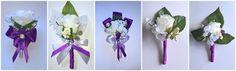 Wedding boutonnieres 5 pcs by Weddingcraftlife on Etsy Boutonnieres, Hanukkah, Wreaths, Wedding, Etsy, Decor, Valentines Day Weddings, Decoration, Door Wreaths