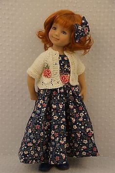 Effner-13-Little-Darling-Betsy-McCall-JUBILEE-Ensemble-by-Ladybugs-Doll-Design. SOLD for one bid of $58.00 on 2/28/15