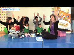 Juego para desarrollar el ritmo y entonación en niños desde 2 años - YouTube
