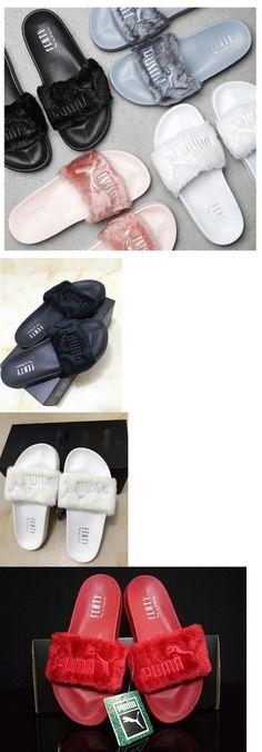 b71b16b2f68e Sandals 62107  Women Slides Puma Fenty By Rihanna Latest 2018 Fashion Style  Multicolor - gt