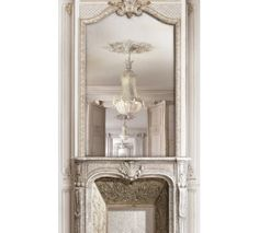 1000 images about la vie de ch teau on pinterest - Miroir trompe l oeil ...