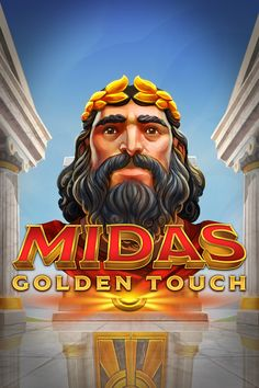 Midas Golden Touch is a 15 payline online slot from Thunderkick with a dazzling theme. The game offers up a great range of bonus features including free spins with sticky respins and top prize of 10100x. Game Themes, Slot Machine, Range, Touch, Games, Spin, Free, Cookers, Ranges