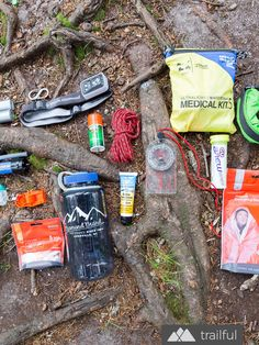 Backpacking gear list: our trail-tested, favorite saftety gear, first aid essentials and trail gear