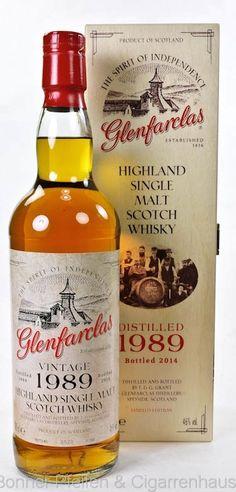 Glenfarclas #Whisky Vintage 1989