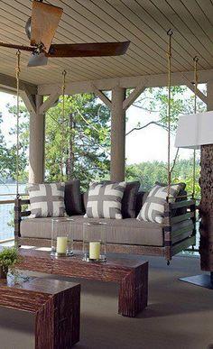 Nice hanging sofa