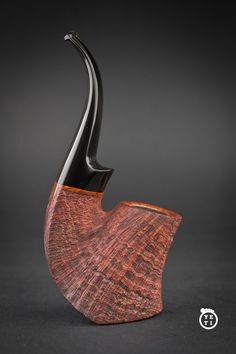 Yeti Pipe #122- Blasted Warhorse   This pipe is sold, and heading to a good home!