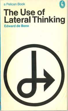 The Use of Lateral Thinking, paperback book (1972)