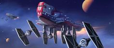 Star Wars - X-Wing Swarm Tactics Preview the New TIE Fighter Pilots from the Imperial Assault Carrier Expansion Pack