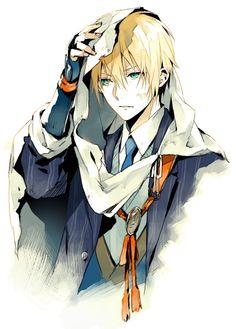 Sein Name ist Tsukeru und er ist der ehemalige Prinz von Canifis. Die Umstände warum er dass Land verlassen musste sind noch unbekannt. Als Waffe benutzt er eine einfache Lanze, mit dem er zwar sehr geschikt umgehen kann aber noch üben muss. Von sein Charakter ist zwar direkt aber gleichzeitig strahlt er eine enorme ruhe aus. Tsukeru ist immer in Begleitung seines Leibwächters Kojiro, der ihn gleichzeitig auch im Kampf unterrichtet